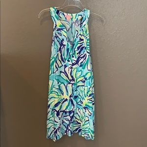New WO Tags Lilly Pulitzer dress.  Size M.